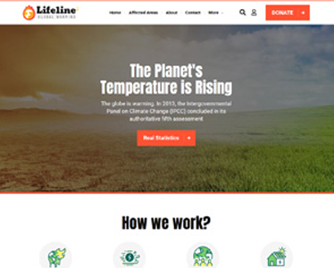 Lifeline2 (Global Warming Demo)