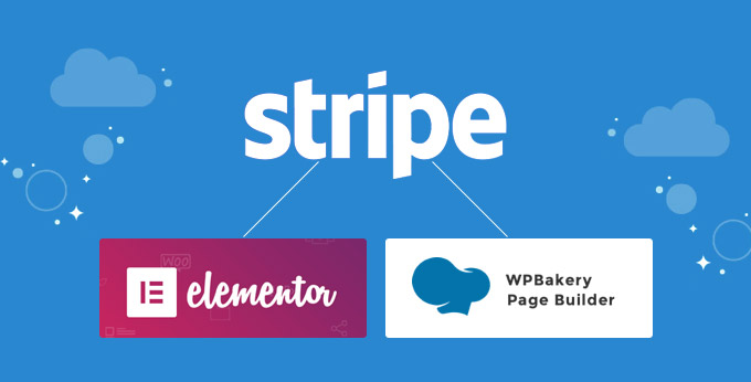 Stripe competable with elementor