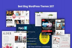Best Blog WordPress Themes 2020