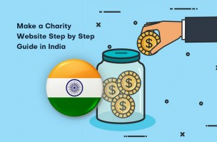 Make a Charity Website Step by Step Guide in India
