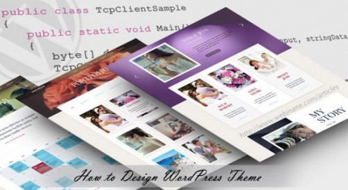 How to Design WordPress Theme To Sell Online