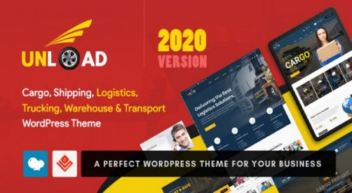 Best WordPress Theme for Courier Service with Shipment Tracking